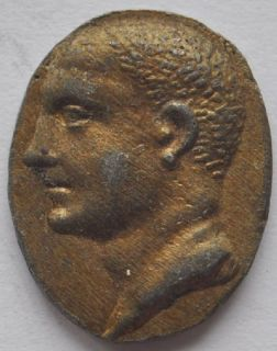 1920s Unknown Token Jetton or Wax Seal ANCIENT ROME #48