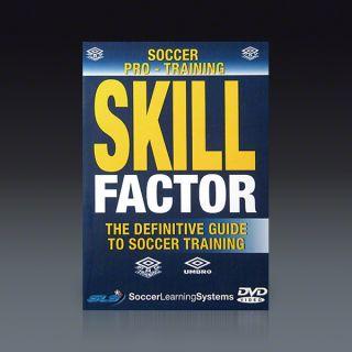 Skill Factor DVD  SOCCER