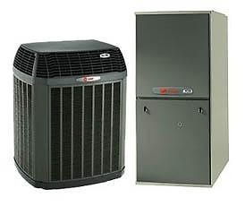Trane 17 SEER R 410A Two Stage Variable Speed Heat Pump Split System