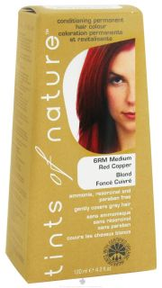 Buy Tints Of Nature   Conditioning Permanent Hair Color 6RM Medium Red