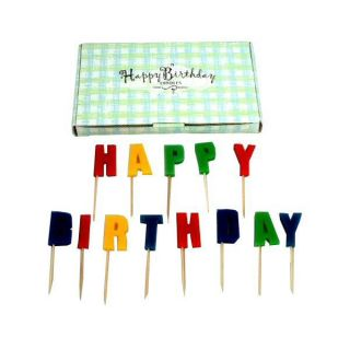 Wholesale Birthday Candles Numbered Vintage 1961 Year
