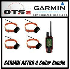 Garmin Astro 320 Dog Tracking Collar Bundle +DC40 DC 40 + 3