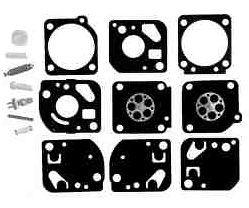 zama CARBURETOR repair kit RYOBI 990R 975R RYAN 264 274
