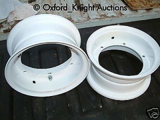 2NEW SPLIT RIMS FOR GRAVELY WALKBEHIND 2 WHEEL TRACTORS These are the