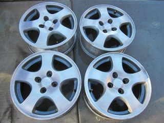 15 Honda Acura Integra Fat 5 OEM genuine factory alloy wheels rims 15