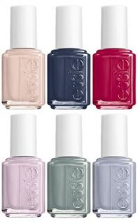Essie Nail Colour 13.5ml   The Winter Collection   Free Delivery