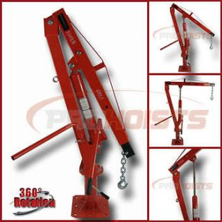 LB PICKUP TRUCK JIB engine hoist crane mount hydraulic pwc dock lift