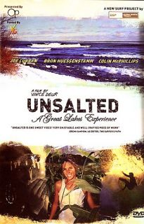 Unsalted A Great Lakes Experience DVD, 2007