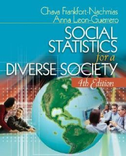 Social Statistics for a Diverse Society by Anna Leon Guerrero and