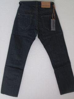 Brand New MEK Denim Mens Jeans Voyage Collection Raw Manchester