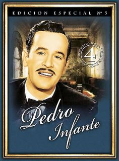 Pedro Infante   4 Pack Vol. 5 DVD, 2007, 4 Disc Set