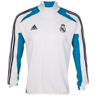 ADIDAS REAL MADRID TRAINING TOP 2012 13 MENS 100% AUTHENTIC