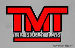 Floyd Mayweather jr T Shirt  THE MONEY TEAM  HBO 24/7 Boxing