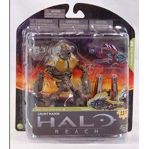 FIGURE  Grunt Major   Halo Reach Series 4 Figure