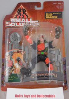 Small Soldiers Battle Damage Chip Hazard Action Figure MNIB