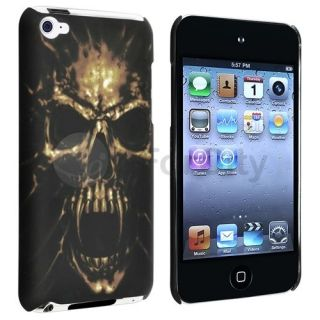 ipod touch skull case in Cases, Covers & Skins