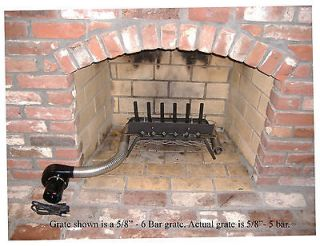 fireplace grate blower in Fireplaces & Stoves