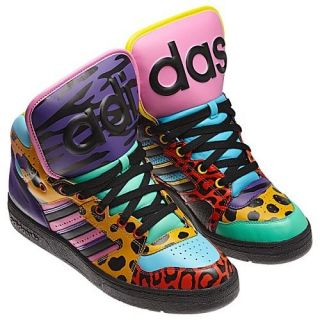 NEW ADIDAS ORIGINALS MENS JEREMY SCOTT INSTINCT HI SHOES TRAINERS