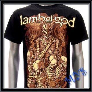 OF GOD T shirt Vtg Retro Rock Heavy Metal Death Hard Biker Concert