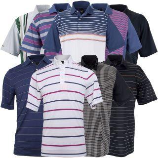 Greg Norman Mens PlayDry Golf Polo Shirts   RRP£45