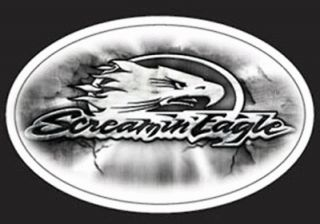 HARLEY DAVIDSON SCREAMIN EAGLE DECAL