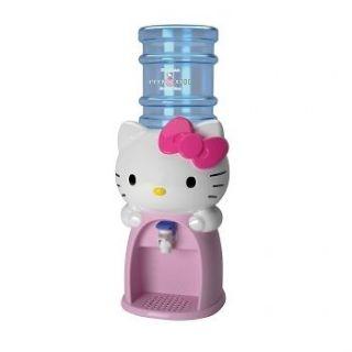 Hello Kitty Water Dispenser; Dispenses 8 Glasses Of Water