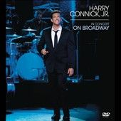 Harry Connick, Jr. In Concert on Broadway DVD, 2011