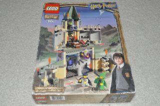 LEGO HARRY POTTER 4729 DUMBLEDORE S OFFICE PROFESSOR MCGONAGALL NEW