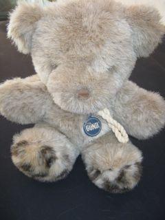 Gund Plush Collectors Classics Stuffed Teddy Bear 1979
