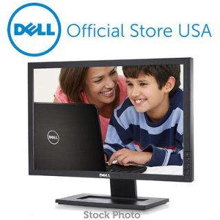 Newly listed Dell Entry Level E2009W 20 inch Widescreen Flat Panel