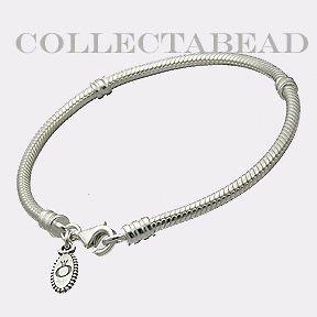 authentic pandora silver bracelet in Fashion Jewelry
