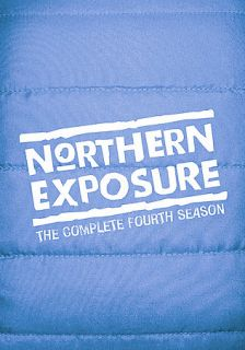 Northern Exposure   The Complete Fourth Season DVD, 2006, 3 Disc Set