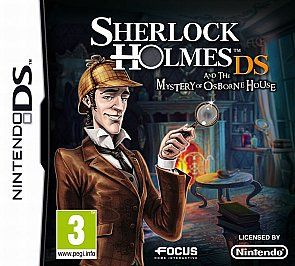 Sherlock Holmes and the Mystery of Osborne House Nintendo DS, 2010