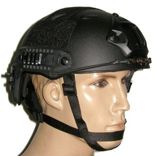 Special Forces Helmet ACH Bump Helmet W Mount,Side Rail Hole