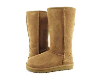 Childrens Shoes   UGG AUSTRALIA   KIDS CLASSIC TALL BOOTS BLACK SIZES