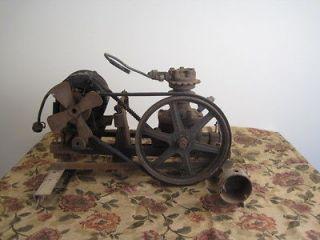 Vintage Antique Old Craftsman Air Compressor / Air Pump