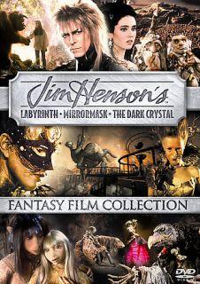 Jim Henson Fantasy Film Collectors Box DVD, 2006, 3 Disc Set