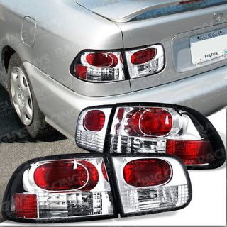 HONDA CIVIC ALTEZZA TAIL LIGHTS DX LX EX 96 97 98 99 00