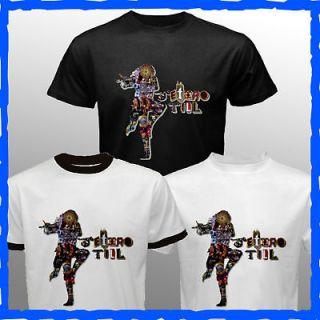 Jethro Tull Rock T SHIRT Tour tee size S M L XL 2XL 3XL