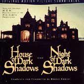 House of Dark Shadows Night of Dark Shadows CD, Apr 1996, Turner