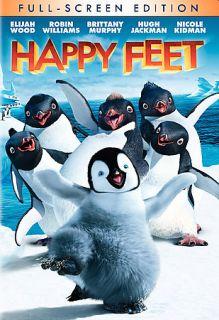 Happy Feet DVD, Full Frame