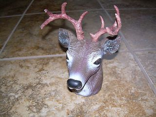 Hitch Buds Buck Deer Hitch Ball Cover Hunting
