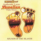Authentic Luau Hawaiian Party Music Sounds of the Islands by Drews