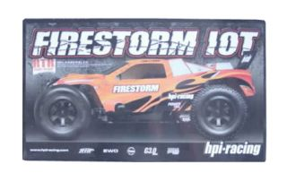 HPI Racing Firestorm RTR Radio Controlled Truck