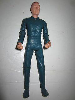 Marx Vtg Mike hazzard Secret Agent Action Figure 12 Inch Johnny west