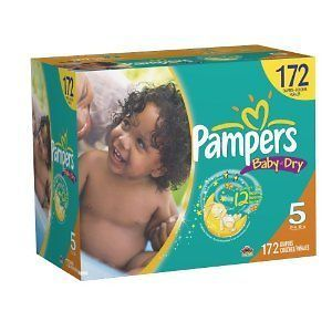Baby  Diapering  Disposable Diapers