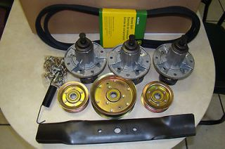 John Deere GY20996 Deck Rebuild Kit for 48 L120 L130 Mowers