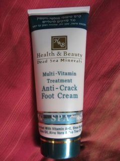 Dead Sea H&B SPA Skin Care Product Multi Vitamin Treat