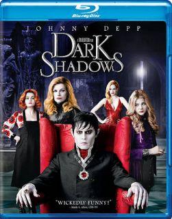 Dark Shadows Blu ray Disc, 2012