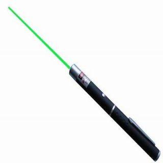 Green 5mW 532nm High Power Laser Pointer Point Pen Beam Light Lighting